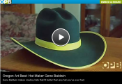 Baldwin Featured on Oregon Art Beat