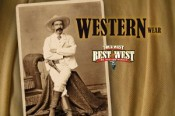 Best Western Hatmaker, Reader's Choice, True West Magazine, 2014