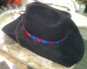 Renovation of old Cowboy Hats