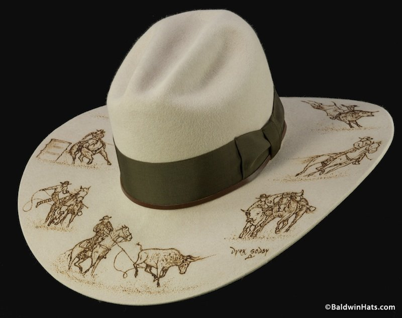 Hat Gallery Baldwin S Custom Hat And Boot Co